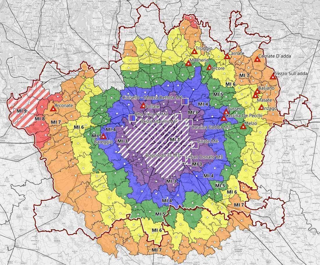 Rivoluzione mezzi pubblici a Milano: entra in vigore il Sistema Tariffario Integrato del Bacino di Mobilità (STIBM) 2