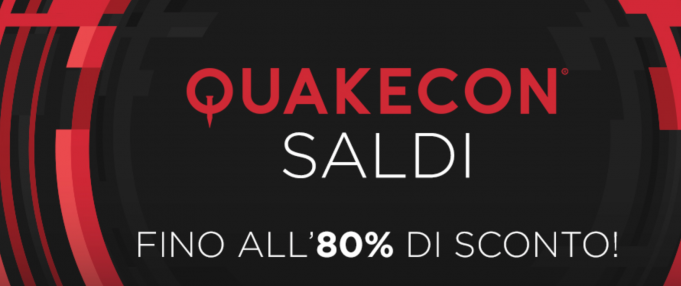 Steam saldi QuakeCon 2019