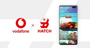 Vodafone cloud gaming Hatch 5G