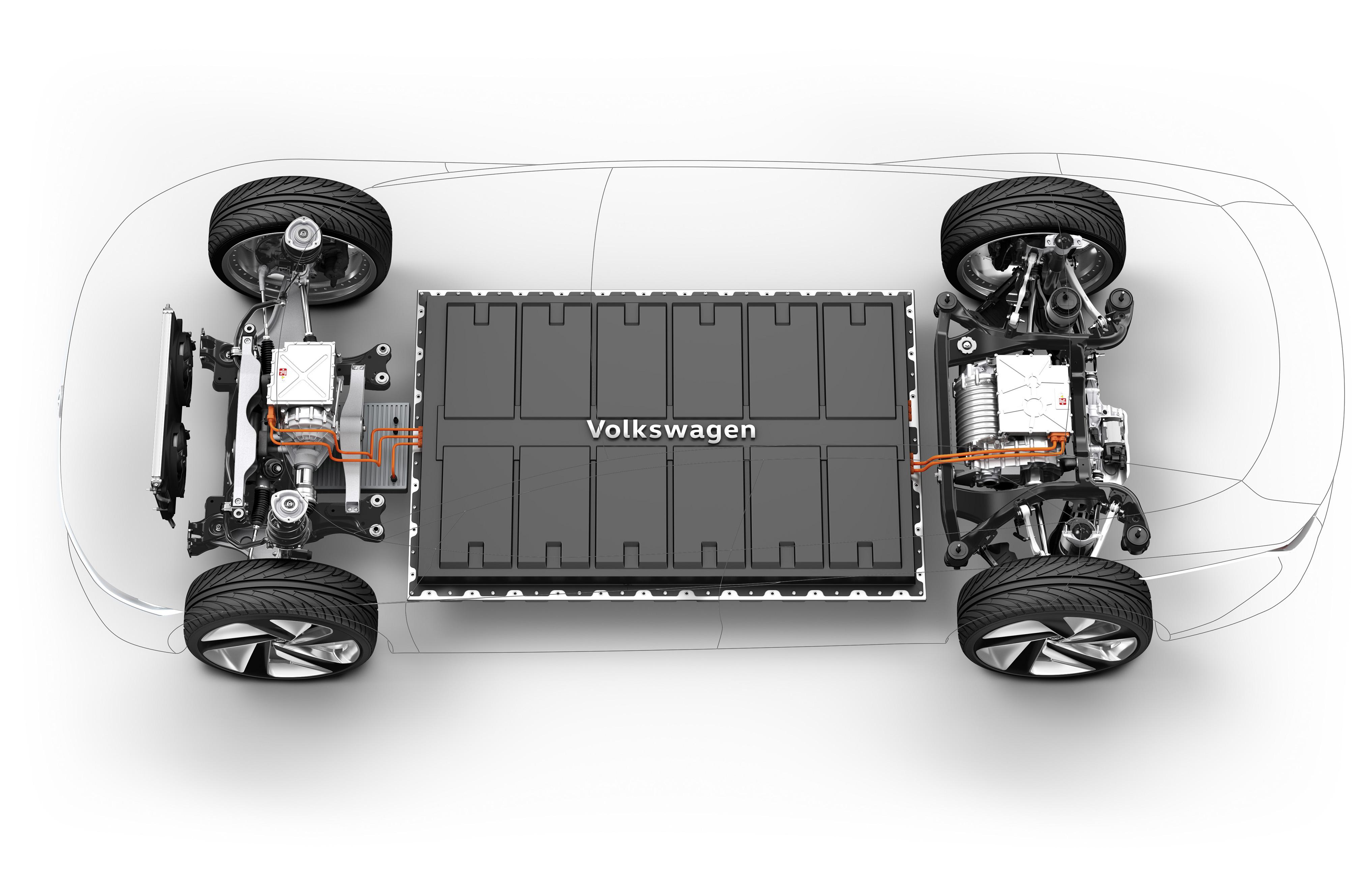 Ford userà la piattaforma MEB di Volkswagen e la Argo AI per le auto elettriche a guida autonoma 1