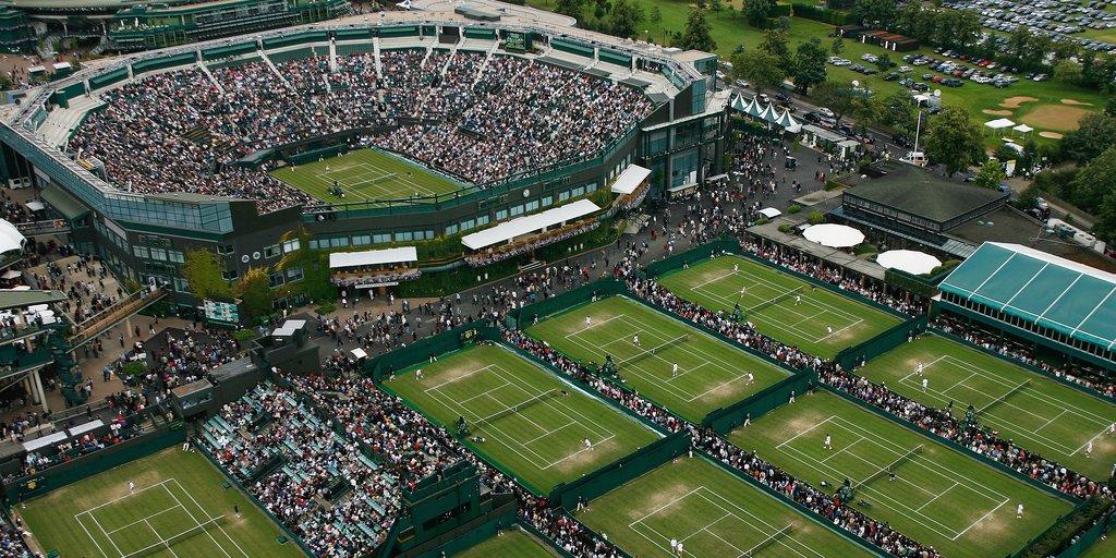 Al via Wimbledon 2019 su Sky Sport, Now TV e Super Tennis (in chiaro) 1