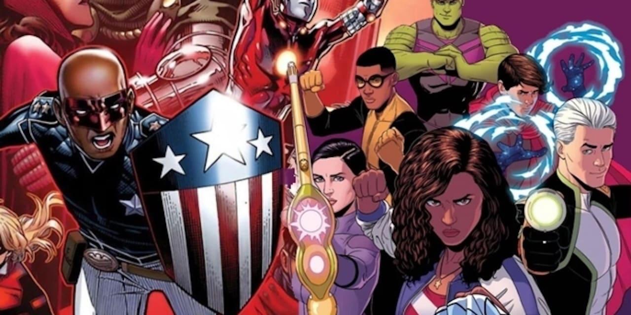 Tutti i film della Fase 4 del Marvel Cinematic Universe fino al 2023 7