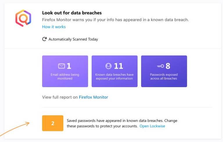 Firefox come Chrome: tutti i siti HTTP segnalati come non sicuri e avviso in caso di password rubata 2