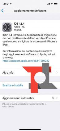 Apple rilascia ufficialmente iOS 12.4, macOS Mojave 10.14.6, watchOS 5.3 e tvOS 12.4 1