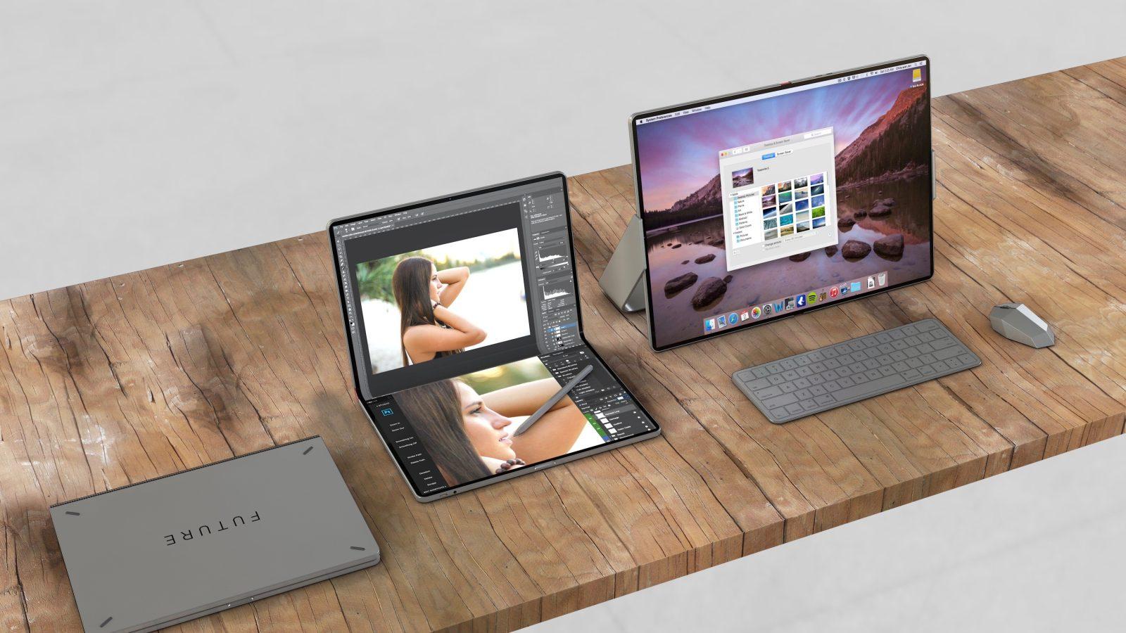 iPad Pro 5G display flessibile