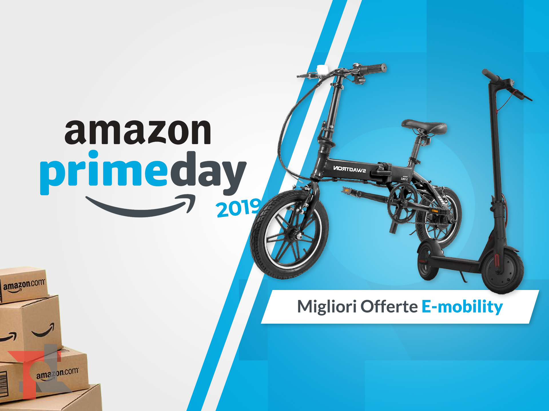 Monopattini Elettrici E Biciclette Amazon Prime Day Le Migliori