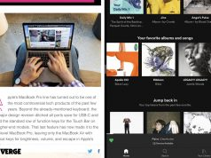 Spotify Split Screen iPad