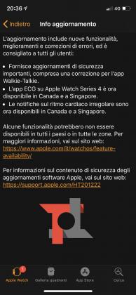 Apple rilascia ufficialmente iOS 12.4, macOS Mojave 10.14.6, watchOS 5.3 e tvOS 12.4 5