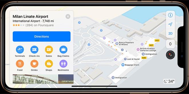 Le novità più importanti di Apple Maps dal 2017 al 2019 1
