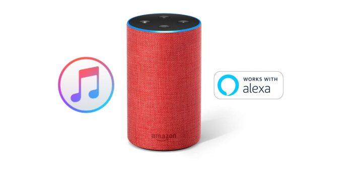 Apple Music su AMazon Echo