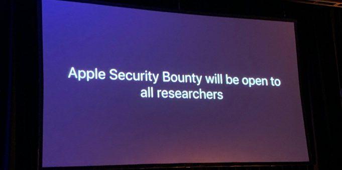 Apple espande programma ricerca falle sicurezza