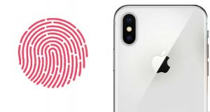 Apple fingerprint face ID