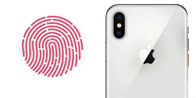Apple fingerprint face ID