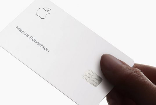 Come bloccare la Apple Card