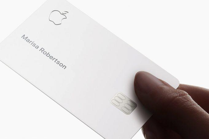 Come bloccare la Apple Card