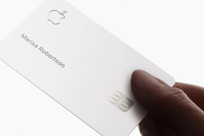 Come pulire la Apple Card