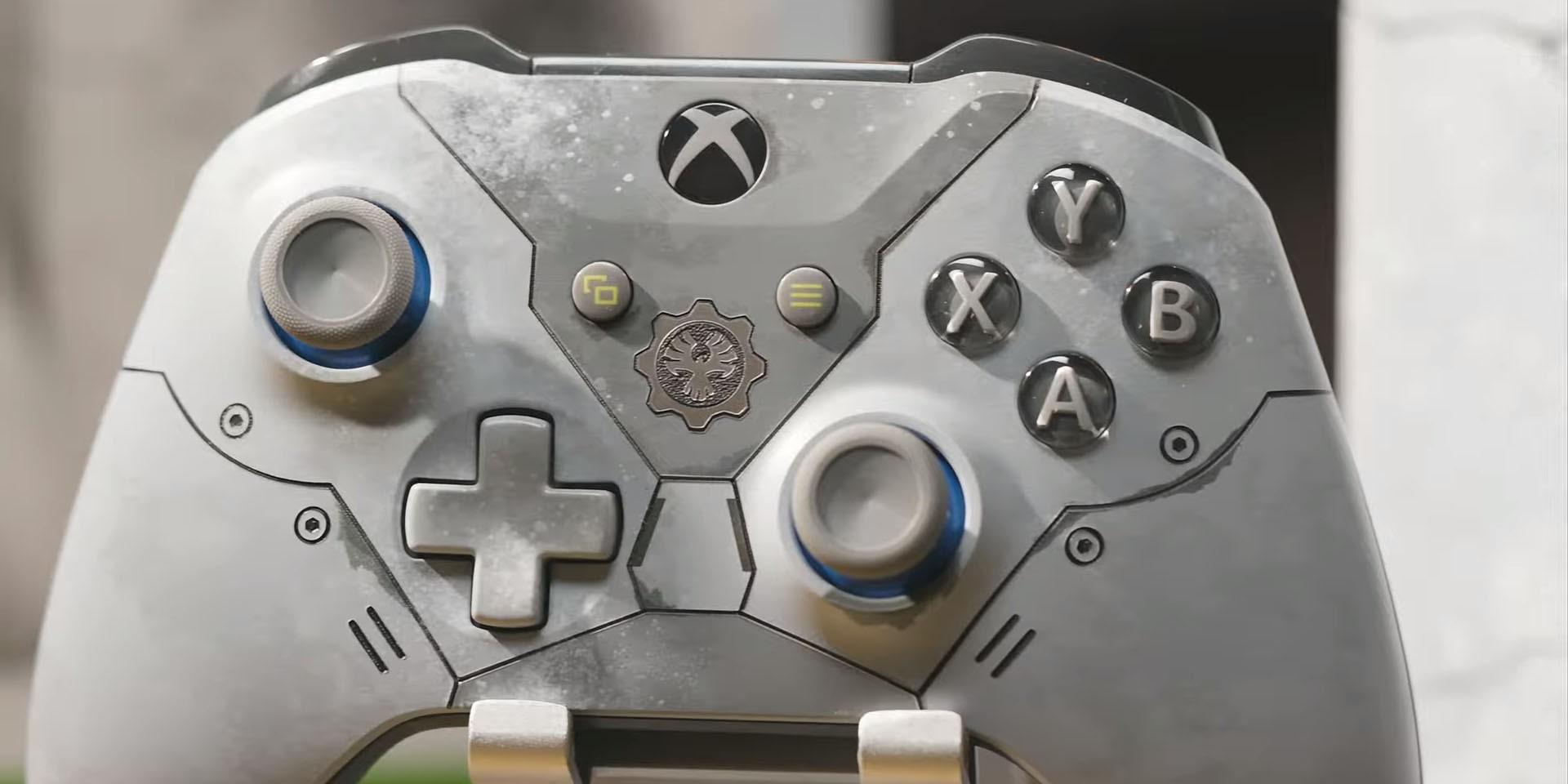 Xbox One X in edizione limitata per Gears of War 5 lanciata ufficialmente 2
