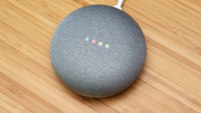 Google Home Mini Nest Mini
