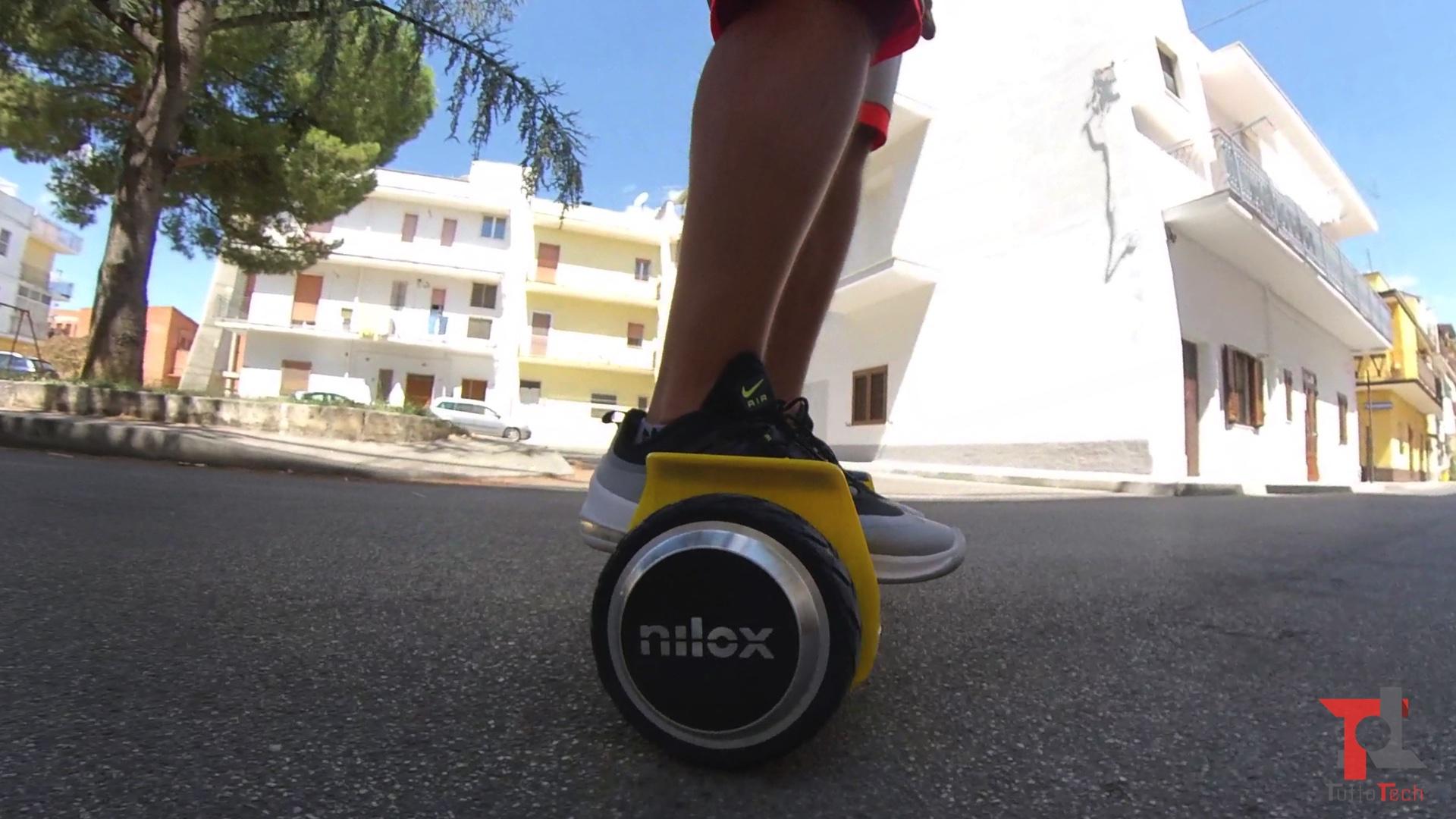 Recensione Nilox Doc 2: un divertente (hoverboard) giocattolo 2