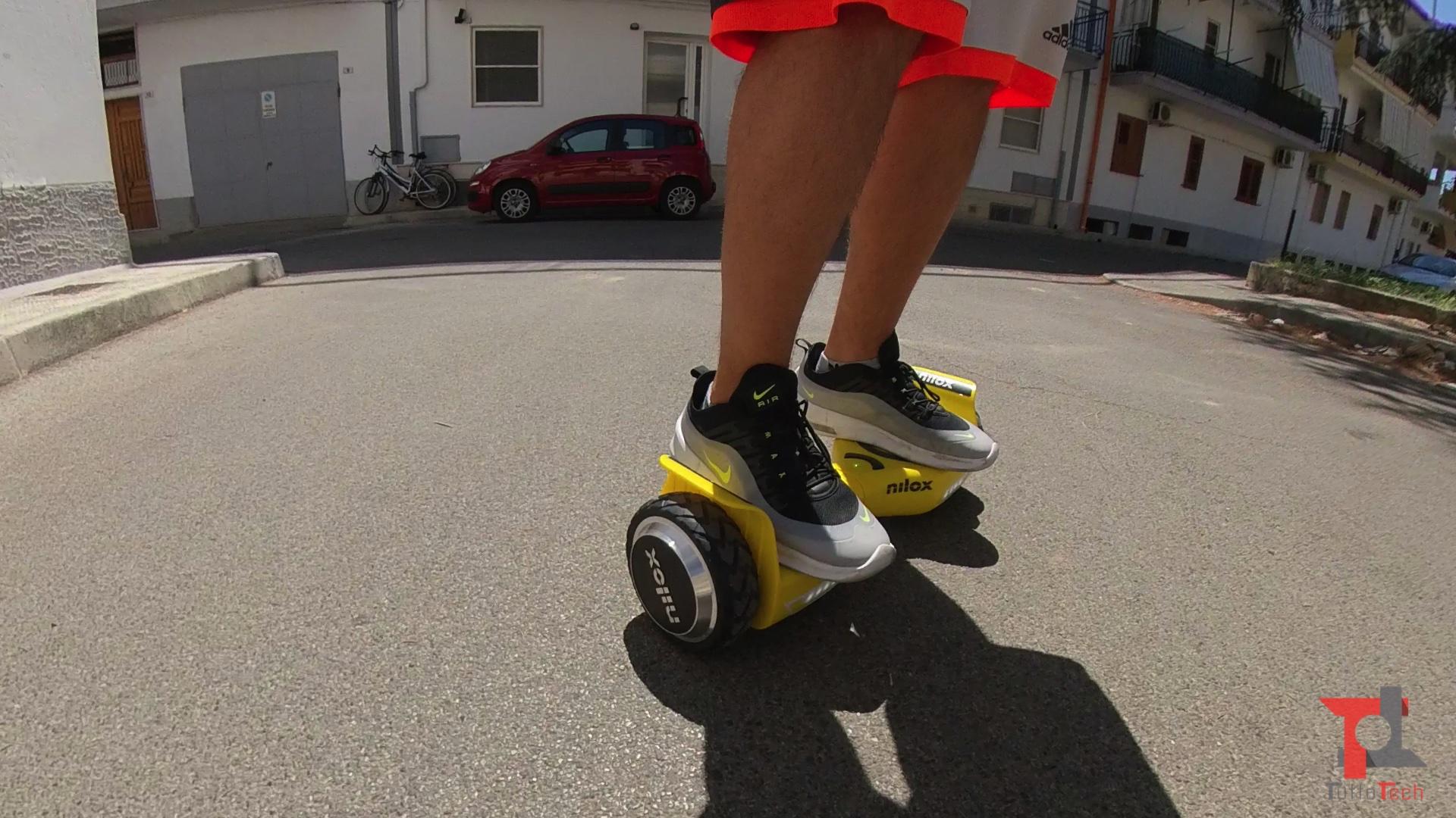 Recensione Nilox Doc 2: un divertente (hoverboard) giocattolo 1
