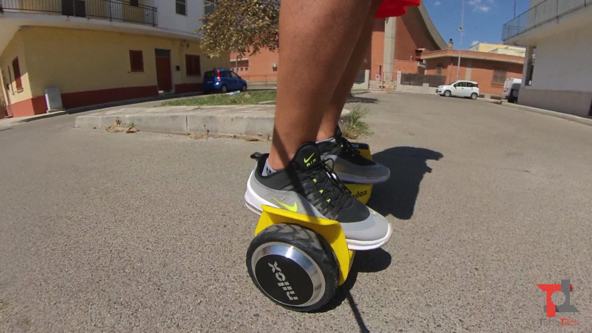 Recensione Nilox Doc 2: un divertente (hoverboard) giocattolo 3