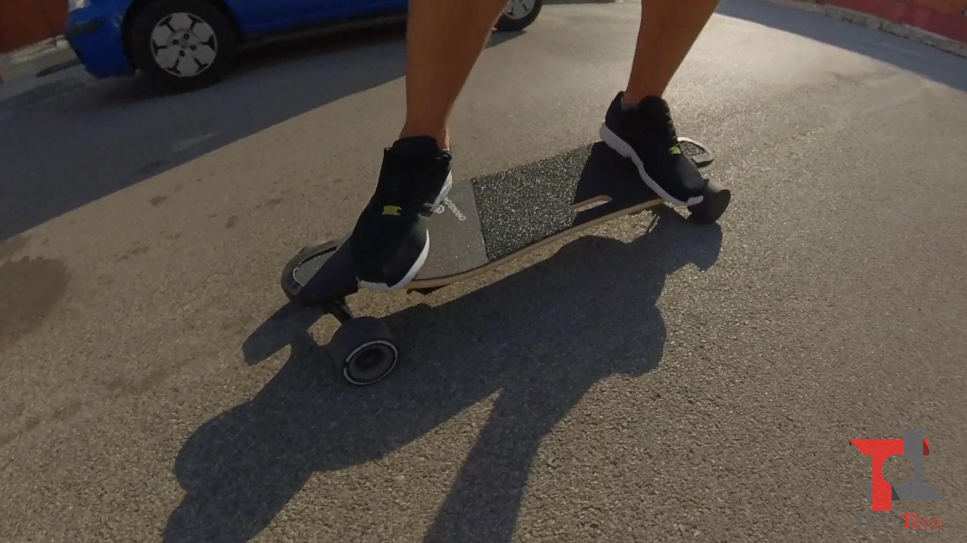 Recensione Ownboard W1S: il best buy degli skateboard elettrici 6