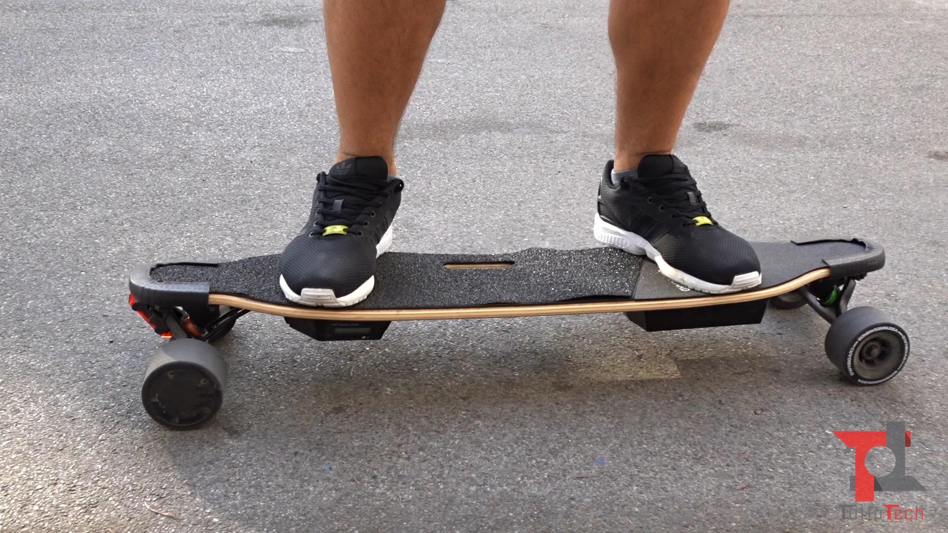 Recensione Ownboard W1S: il best buy degli skateboard elettrici 2