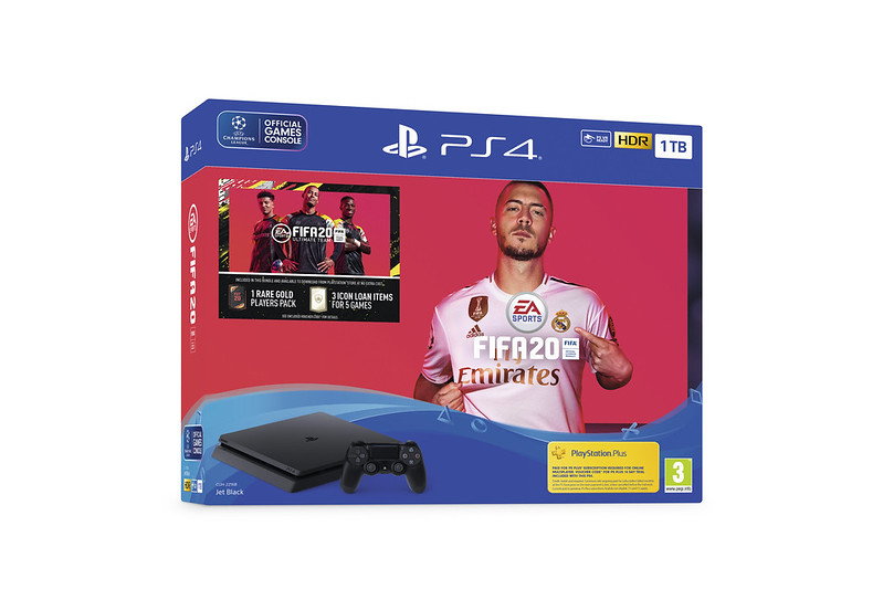 Sony annuncia due speciali PS4 in bundle con FIFA 20 1