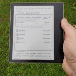 Recensione nuovo Amazon Kindle Oasis, il re degli e-reader 9