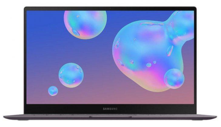 Samsung Galaxy Book S compare in un render: è il nuovo ultrabook di Samsung? 1