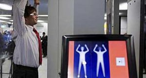 Scanner 3D aeroporti