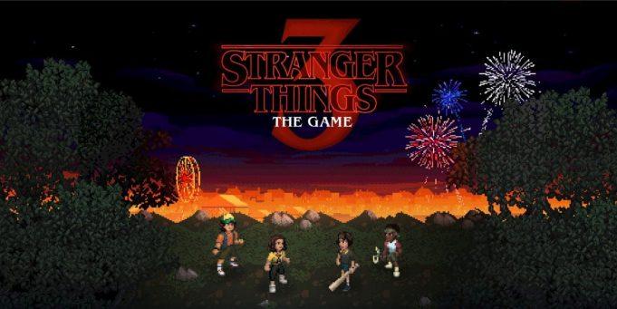Stranger Things 3: Il Gioco