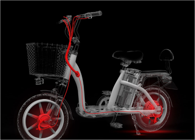 Xiaomi Himo C16 Electric Bicycle (1)