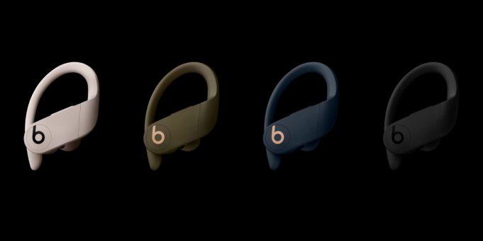 Apple Powerbeats Pro nuove colorazioni