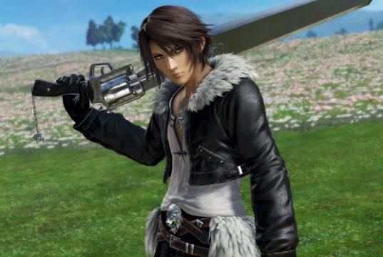 Final Fantasy VIII Remastered disponibile al preordine