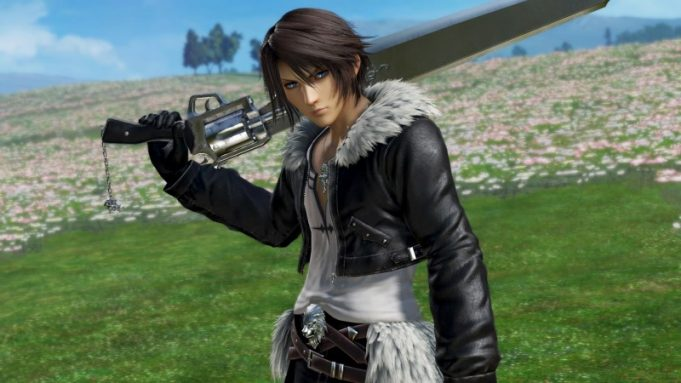 Final Fantasy VIII Remastered disponibile al preordine