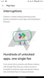 Google Play Pass è la risposta ad Apple Arcade: centinaia di giochi e app premium ogni mese, ora in fase di test 1
