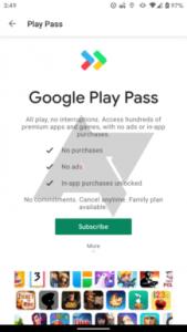 Google Play Pass è la risposta ad Apple Arcade: centinaia di giochi e app premium ogni mese, ora in fase di test 3
