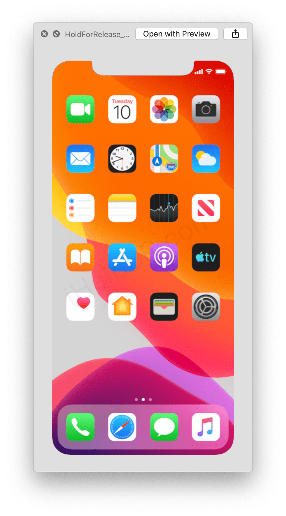 Un indizio di iOS 13 beta 7 suggerisce la data di presentazione di iPhone 11 1