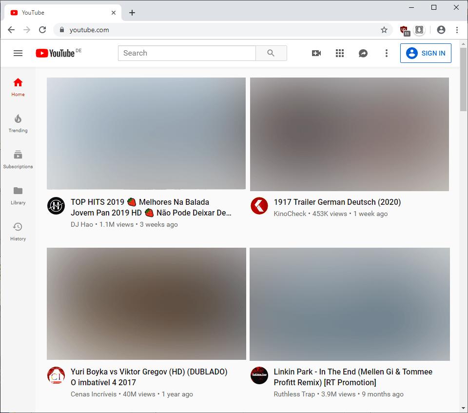 Google sperimenta su YouTube le thumbnail grandi 1