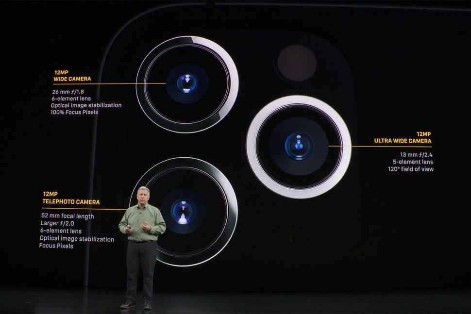 Tutte le novità del comparto fotografico di iPhone 11 Pro 1