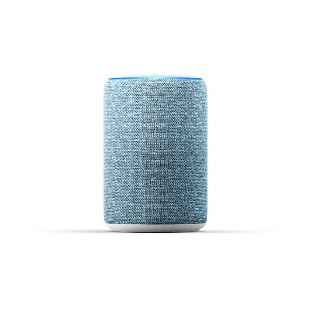 Nuovi Amazon Echo 2019