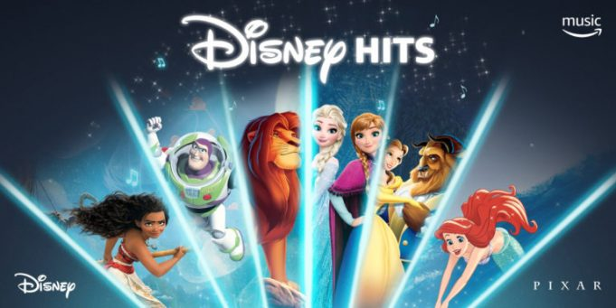 Amazon Music Disney