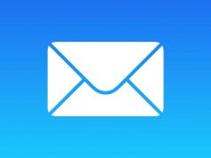 Apple Mail iOS 13