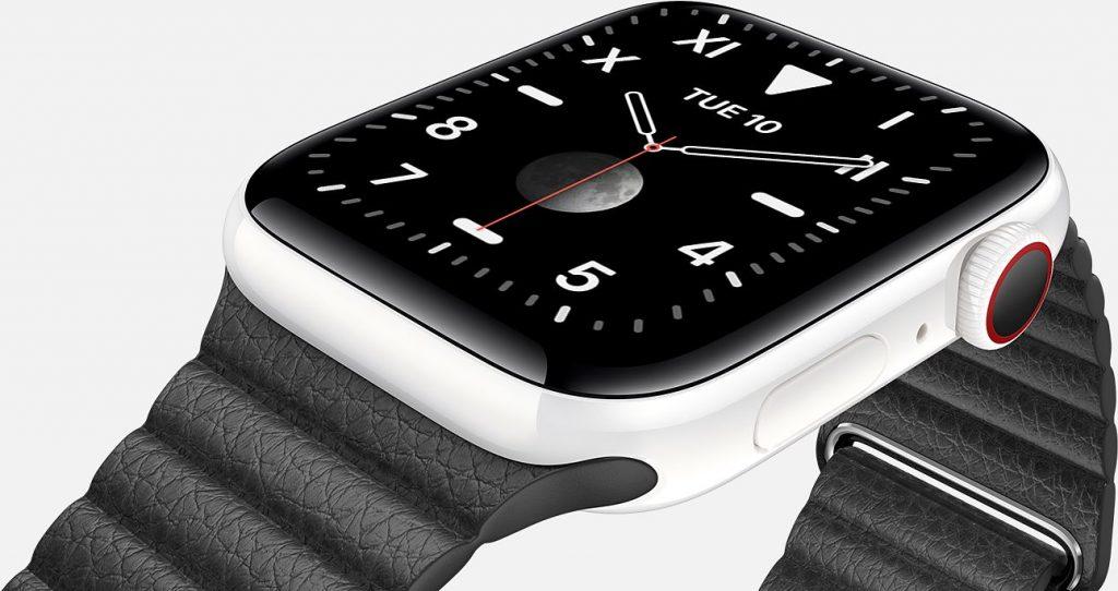 Apple Watch Series 5 Edition