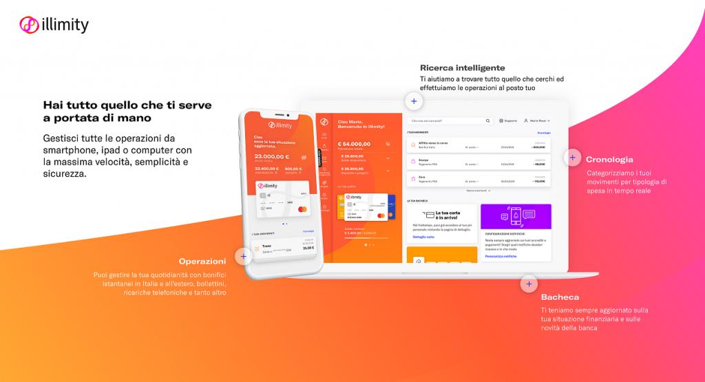 Nasce Illimity Bank, nuova banca online che si gestisce da smartphone e web 2