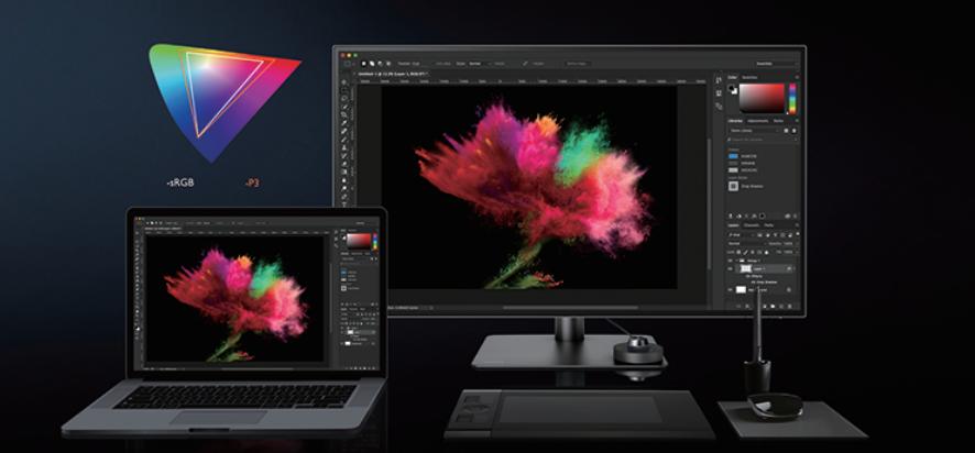Da BenQ ecco il nuovo monitor professionale PD3220U DesignVue con Thunderbolt 3 1