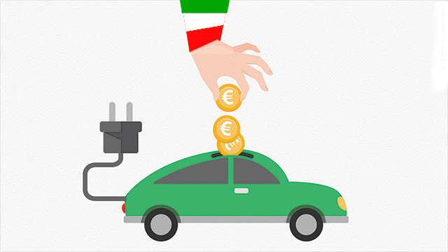 Quanto conviene acquistare un'auto elettrica