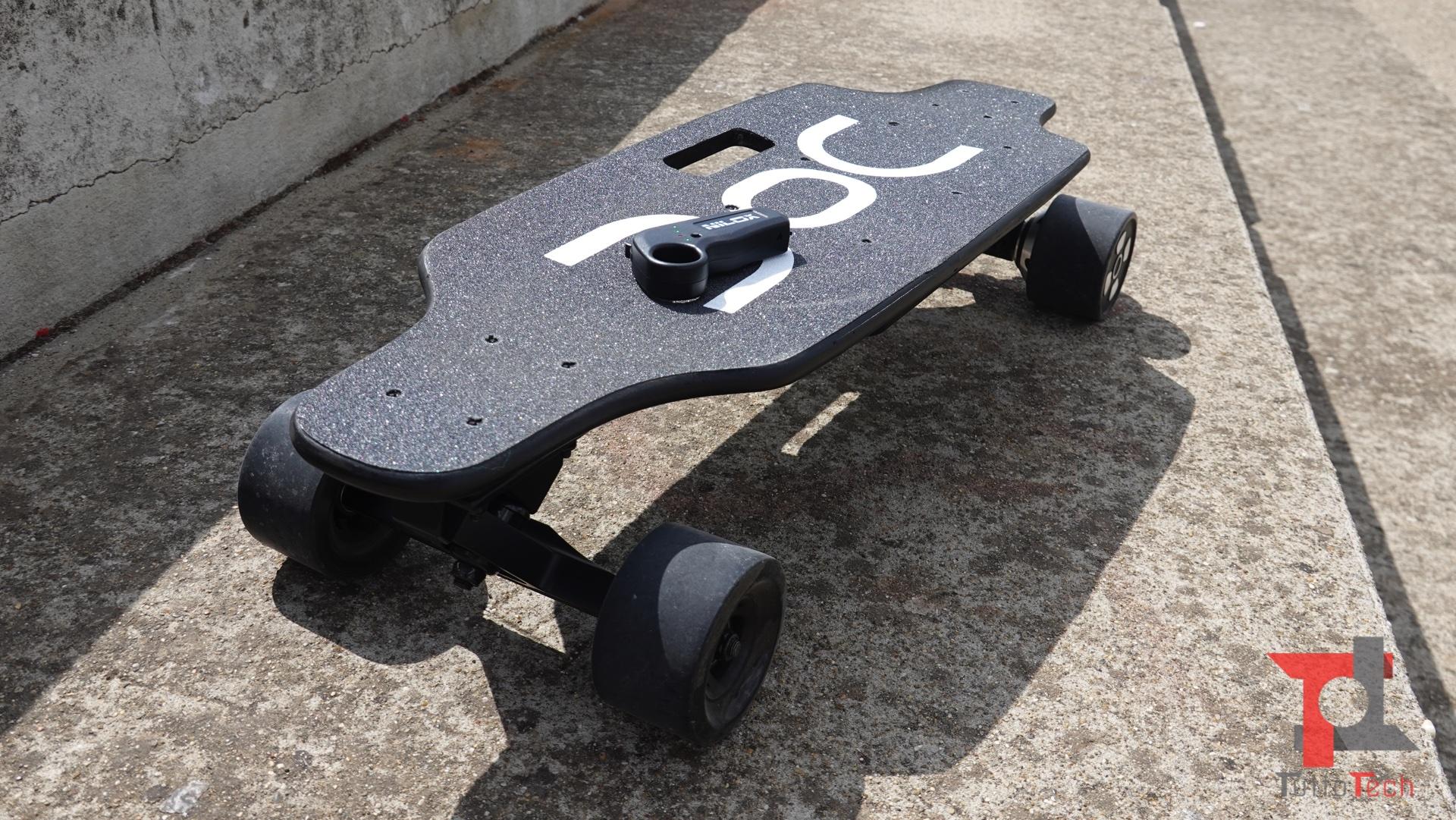 Recensione Nilox Doc Skate Plus: lo skateboard elettrico sempre con sé 1
