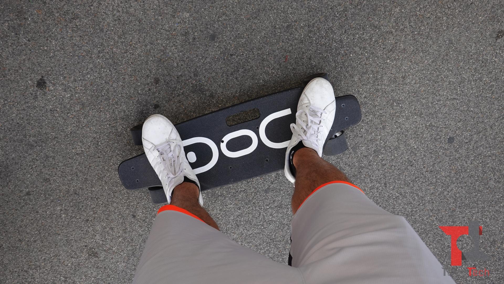 Recensione Nilox Doc Skate Plus: lo skateboard elettrico sempre con sé 5